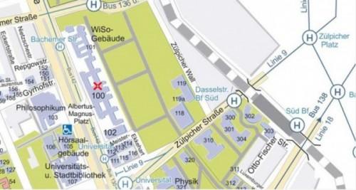 Uni Köln Neuer Senatssaal